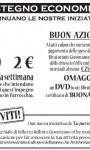 Sostieni l'impegno economico (Bollettino n.76/2010)