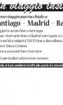 Santiago – Madrid – Barcellona (28 marzo 2011 – 05 aprile 2011)