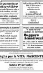 Annunci e Avvisi: Bollettino n.78