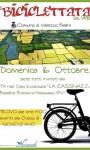 Biciclettata domenica 16 Ottobre
