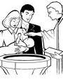 Incontro per le famiglie che chiedono il BATTESIMO Domenica 16 Settembre