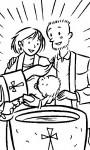 Incontro famiglie BATTESIMO Domenica 28 Ottobre