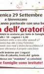 Festa dell'oratorio 29 Settembre 2013