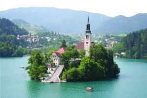 il-lago-di-bled-croazia