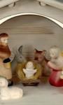 Benedizione statue Gesù bambino – 18 Dicembre 2016