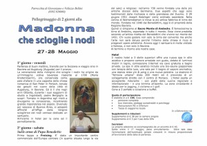 Programma Madonna nodi