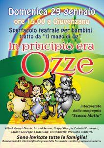 In principio era Ozze_locandina