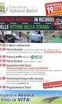 Giornata mondiale in ricordo delle vittime della strada – 19 novembre 2017