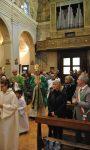 Il Vescovo in visita pastorale a Vellezzo Bellini – 5 Novembre 2017