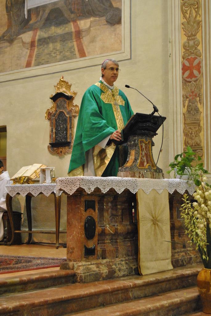 S.E.R. Mons. Corrado Sanguineti, Vescovo di Pavia