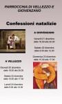 Confessioni natalizie 2018