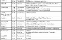 Calendario Bollettino n. 149/2019