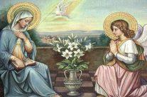 Annunciazione del Signore, 25 marzo