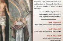Riti della Settimana Santa 5-12 aprile 2020