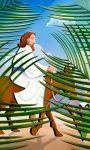 Benedizione dei rami di ulivo, per la Giornata delle Palme.